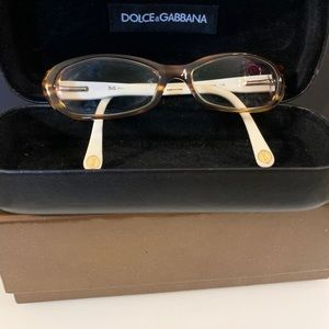 D&G Rx Glasses